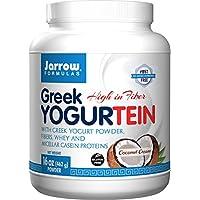 Greek Yogurtein, Coconut Cream, 16 oz (462 g) - Jarrow Formulas - Qty 1 preisvergleich bei billige-tabletten.eu