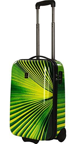 Saxoline Juego de maletas, verde (Verde) – 1343H0.01.17