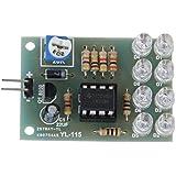 LED Lumière Module Electronique de Clignotante Respirer Décor DIY Voiture