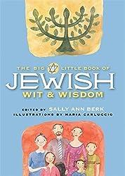 Big Little Book of Jewish Wit & Wisdom by Sally Ann Berk (2000-09-04)