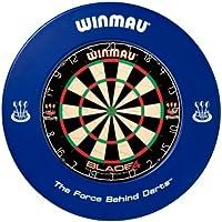 Winmau blau Dartboard Surround Gummi Ring