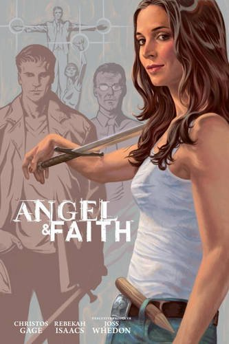 ANGEL AND FAITH SEASON 09 LIBRARY ED HC 03 (Angel & Faith Vol 3)