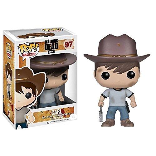 Carl-figur (Funko 3802 POP! Vinylfigur: Walking Dead: Carl)