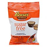Reese's Erdnussbutter Cup Sugar Free Minis 3 oz, 3er Pack (3 x 85g)