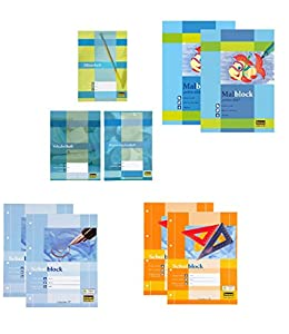 Idena III960022 - Set de material escolar importado de Alemania