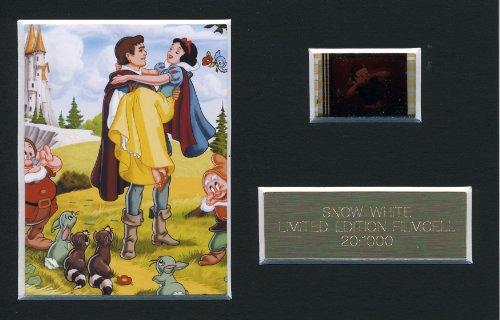 Biancaneve e i sette nani (i) Disney Limited Edition film Cell (Animated Christmas Decor)
