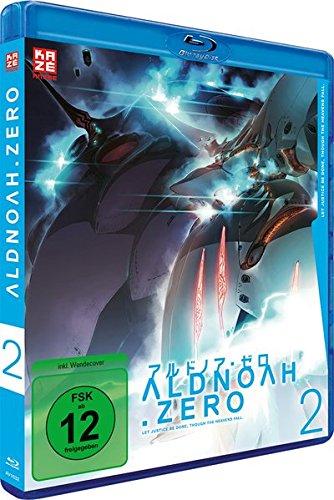 Aldnoah.Zero – Vol. 2 [Blu-ray] [Alemania] 516oV1JJIHL