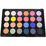 CITY COLOR Matte Shimmer 24 Shade Shadow Palette - Carnival