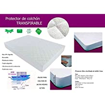 LA WEB DEL COLCHON - Protector Plus Transpirable 210 x 180
