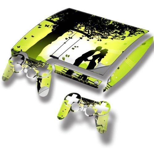 rendez-vous-20003-snuggle-edition-autoadesivo-per-console-playstation-3-slim