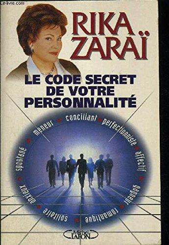 Le code secret de votre personnalité