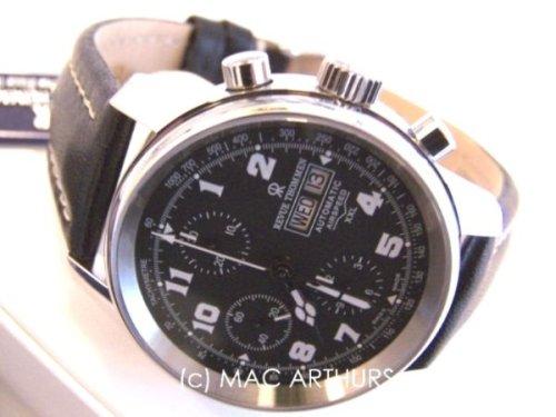 Revue Thommen Herrenarmbanduhr Airspeed Aviator Chronograph 16051.6587