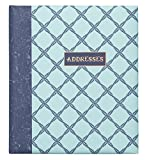 Best CR. Gibson Photo Albums - C.R. Gibson Refillable Address Book, 6-Ring Binder Format Review