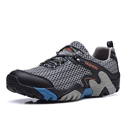 Wanderschuhe Herren Wasserdicht Leichtes Mesh Camping Walking Trail Sneaker für Klettern Travel Athletic Running Sport Wasser Schuhe