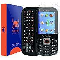 Samsung Intensity III Screen Protector (Full Coverage Matte), Skinomi® MatteSkin - Anti-Glare / Anti-Fingerprint / Anti-Bubble - Lifetime Warranty