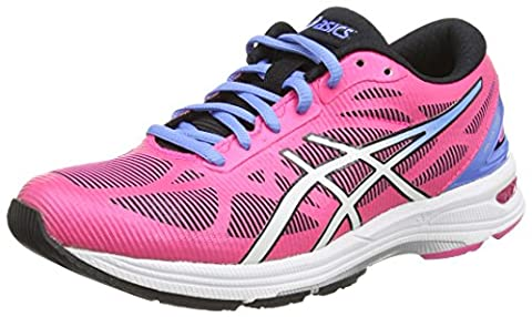 ASICS Gel-DS Trainer 20 NC, Damen Laufschuhe, Pink (hot Pink/white/powder Blue 3401), 39 EU (5.5