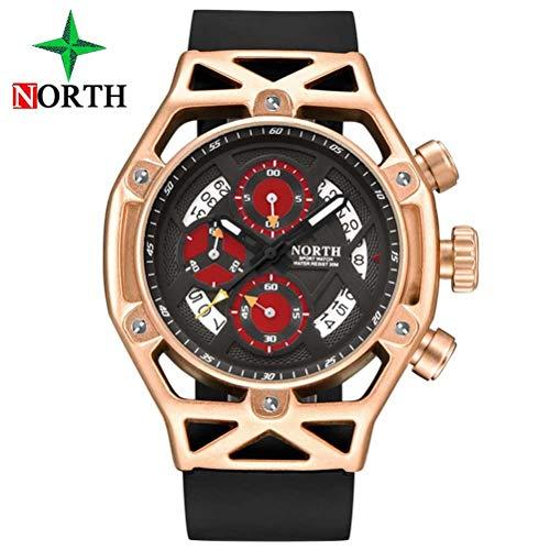 xisnhis schöne Uhren Quarz - Uhr männer Multi - funktions - männer Quarz auf Business Casual - männer - Sport - Wasserdichte Uhr