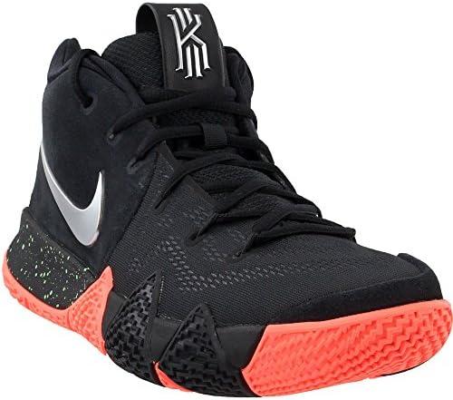 quality design 49c2e 9be46 NIKE Men s Kyrie 4 Basketball scarpe (10, nero nero nero argento)  B07BZF4ZKP Parent   diversità   Terrific Value   Alta qualità ed economico    Specifica ...