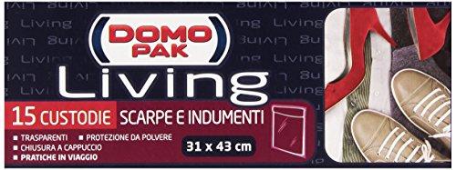 domopak-custodie-scarpe-e-indumenti-31-x-43-cm-15-pezzi