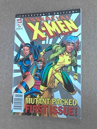 Essential X-Men Collector's Edition Vol. 1 No. 1 (15th November 1995)