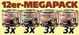 Animonda Carny 83347 Kitten Mix1 12 x 200 g -