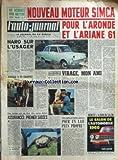 Telecharger Livres AUTO JOURNAL L No 253 du 25 08 1960 DIX ACCIDENTS VOUS GUETTENT HARO SUR L USAGER PAR L A J ESCALE A ST TROPEZ UNE BAISSE QUI NE DOIT ETRE QU UN DEBUT ASSURANCES PREMIER SUCCES PAR HENRI BAYOL VIRAGE MON AMI PAR ANDRE COSTA NOTRE ENQUETE SUR L HYGIENE ALIMENTAIRE POUR UN LAIT PLUS PROPRE NOUVEAU MOTEUR SIMCA POUR L ARONDE ET L ARIANE 61 PAR JEAN MISTRAL ST TROPEZ DU BALZAC DORE SUR TRANCHE LES SENS UNIQUES DES VA NU PIEDS EN FERRARI FICHE D IDENTIFICATI (PDF,EPUB,MOBI) gratuits en Francaise