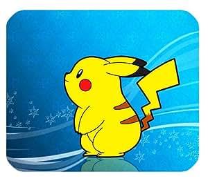 Pokemon Pikachu Papier peint Custom Rectangle bureau Tapis de souris Tapis de souris en caoutchouc antidérapant