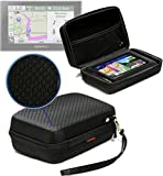 Navitech Black Hard Carry Case Cover For The Garmin Nuvi 2595LMT 5""
