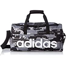 22e0f43a3b Adidas Lin per TB S Gr, Borsa da Palestra Unisex – Adulto, Grigio (