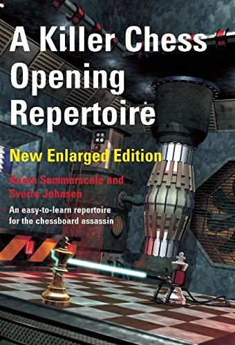 Angriff Brettspiel (A Killer Chess Opening Repertoire - new enlarged edition)