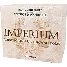 CD WISSEN - IMPERIUM - Aufstieg und Untergang Roms, 8 CDs + 2 MP3-CDs
