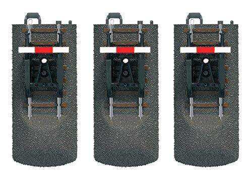 Preisvergleich Produktbild Märklin 23977 - Kunststoffgleis-Prellbock Inh 3 Stück
