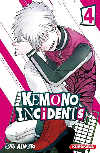 Kemono Incidents Edition simple Tome 4