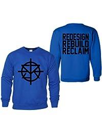 Seth Rollins Rebuild(Back&Front) Herren Damen Kinder Sweat