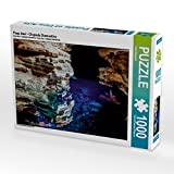 Poço Azul - Chapada Diamantina 1000 Teile Puzzle quer: Brasilien abseits von Rio (CALVENDO Orte)