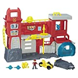 Playskool Heroes Transformers Rescue Bots Griffin Rock Firehouse Headquarters by Transformers