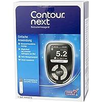 Contour Next Blutzuckermessgerät Set mg/dl 1 St preisvergleich bei billige-tabletten.eu