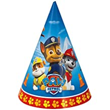 Paw Patrol Party Hats [8 Per Pack]