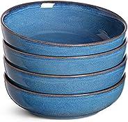Le Tauci 4 Piece Salad or Pasta Bowls Set