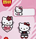 Hello Kitty * 3er Set * Applikationen Aufbügel Flicken Bügelbilder Aufnäher