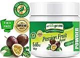 myVidaPure Bio Passionsfrucht Saft Pulver 100% Pure RAW Nahrungsergänzung Green Superfood Pulver. zum Backen, Kochen, H
