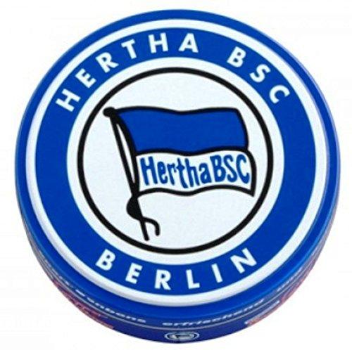 Preisvergleich Produktbild Sport Bonbon Hertha BSC Berlin - 60 g mit Cassis- u.Eisbonbongeschmack Cupper swett caramelo bonbons