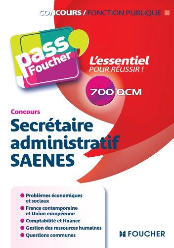 Pass'Foucher - Concours Secrétaire ...