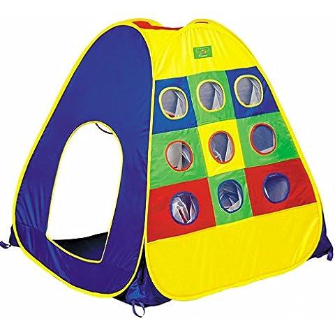 Togather® grande spazio Tende del gioco bambini Casa al coperto e all'aperto di gioco/ Castello / tenda(Colore casuale)