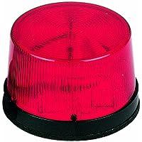Témoin lumineux LED Velleman HAA40RN 12 V/DC flash rouge IP20 1 pc(s)