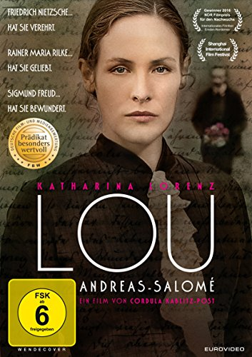 Lou Andreas-Salomé (DVD im Schuber inklusive Booklet)
