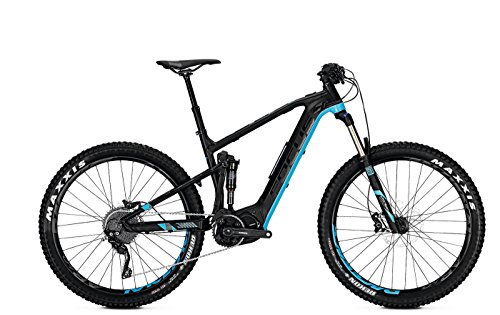 Focus E-Mountainbike 27 Zoll E-Bike Jam² Plus LTD E-Bike – 10-Gang-Kettenschaltung, Fully – schwarz