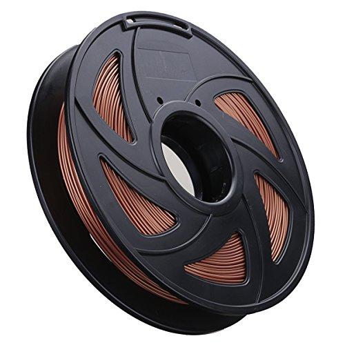 ILS-AluminumBronzeCopper-Color-175mm-05kg11lb-PLA-Flexible-Filament-For-3D-Printer-RepRap