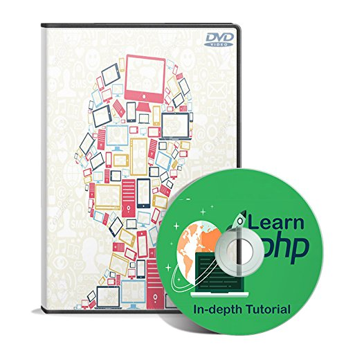 Learn PHP InDepth Tutorial (2 DVDs)