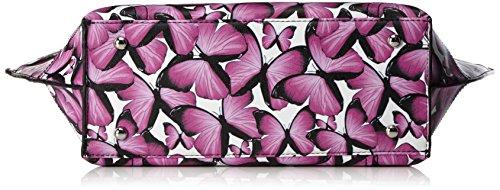 Tosca Blu - Butterfly, Sacchetto Donna Mehrfarbig (Fuchsia)